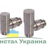 Декоративный клапан ручной регулировки `Futura` сатин F418504 `Comap`