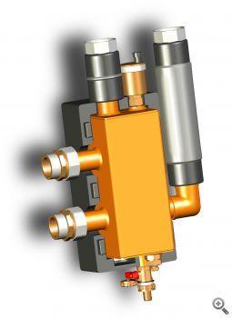 Гидравлическая стрелка Meibes МНK 25 цены