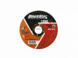 Круг отрезной BLACK STAR LongLife 125*1,2*22