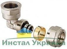 Valtec VTm.352 Угольник с нар.р. 20 х 3/4 R