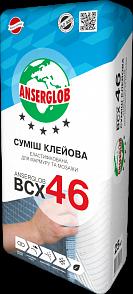 Anserglob ВСХ-46 Эластическая клеевая смесь для мрамора и мозайки цена