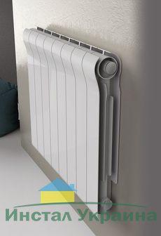 Радиатор алюминиевый RADIATORI OTTIMO 500/100