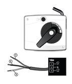 купить Электрический 3-х позиционный сервомотор Meibes 220В (66341)