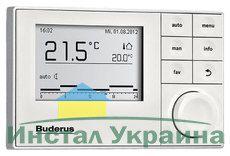 Пульт управления настенным/напольным котлом Buderus Logamatic RC300