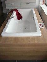 Стальная ванна Kaldewei Conoduo 200x100см mod 735 c покрытием full anti-slip