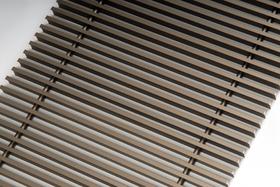 FanCOil решетка дюралевая бронза для конвектора FCF 09 Plus PREMIUM длина 1500мм