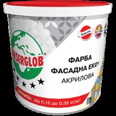 Anserglob Краска интерьерная акриловая ЕКО+ 15кг.