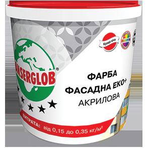 Anserglob Краска интерьерная акриловая ЕКО+ 7,5кг.