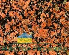Подоконник из гранита Емельяновское месторождение Т3