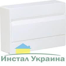 HAGER Щит навесной Сosmos 1 ряд 12 модулей белые двери (VD112PD)