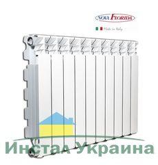 Радиатор алюминиевый Nova Florida Desideryo B4 350/100