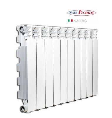 Радиатор алюминиевый Nova Florida Desideryo B4 350/100 цена