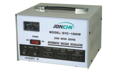 Стабилизатор напряжения Ensyco Однофазный сервоприводного типа, серии SVC -10 kVA (10000 Вт) цена