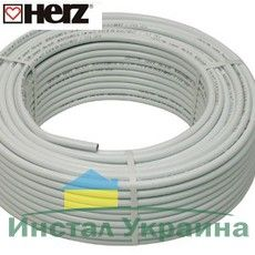 Металлополимерная труба Герц (Herz) PE-RT/AI/PE-HD 32x3