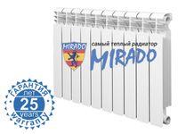 Радиатор биметаллический Mirado 500/ 96мм