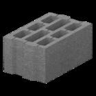 купить Бетонный блок М-75 (400х250х200)