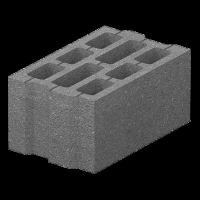 Бетонный блок М-75 (400х250х200) цена