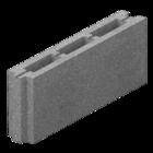 купить Бетонный простеночный блок М-75 (500х80х200)