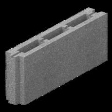 Бетонный простеночный блок М-75 (500х80х200)