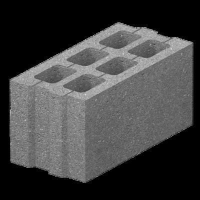 Бетонный блок М-75 (400х200х200) цена