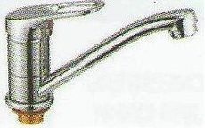 Смеситель для кухни BRAVO СLIO-COMFORT NEW 40-BL12-203M