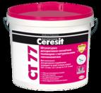 купить Ceresit СТ 77 цвет красный гранит Мозаичная штукатурка 1,2-1,6 мм