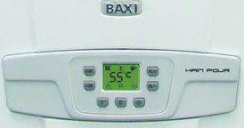 Газовый котел Baxi MAIN FOUR 24 i цены