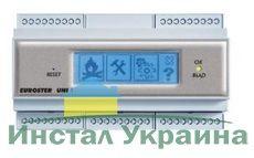 Euroster UNI 1 (погодозависимый командо-контроллер засыпного котла со шнековым питателем и функциями ГВС.)