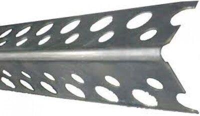 Уголок перфорированный алюм., для укрепления внешних углов цена