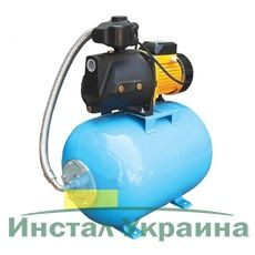 Насосная станция Optima JET80-50 0,8 кВт (бак 50 л)