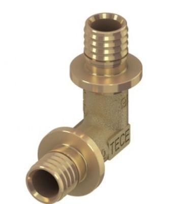 TECEflex Угол соединительный 90°, 14 / 14 цена