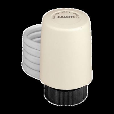 Caleffi электропривод к термостату 220V без выключателя (656102) цена