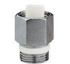 купить Caleffi обратный клапан для воздухоотводчика хромированный 1/2`