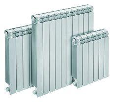Радиатор алюминиевый Fondital Calidor 100 S5 350x100