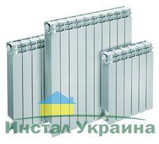Радиатор алюминиевый Fondital Calidor 100 S5 500x100