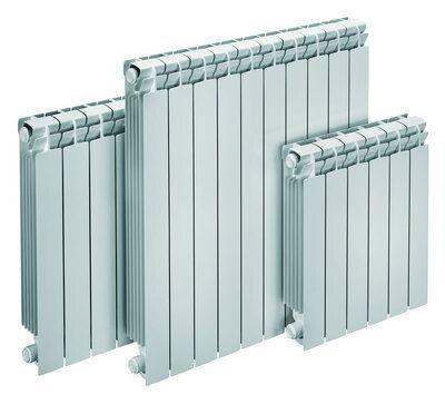 Радиатор алюминиевый Fondital Calidor 100 S5 350x100 цена