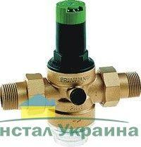Honeywell Регулятор давления Ду20, Kvs=3.1м3/ч, до 40С, прозрачная чаша фильтра