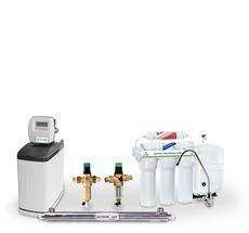 Готовое решение для очистки воды Ecosoft Ecocomfort 1