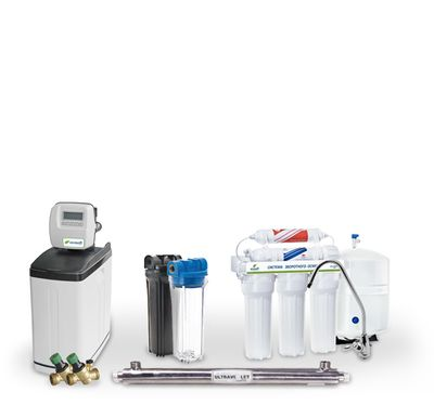 Готовое решение для очистки воды Ecosoft Ecocomfort ZMO 1 цены