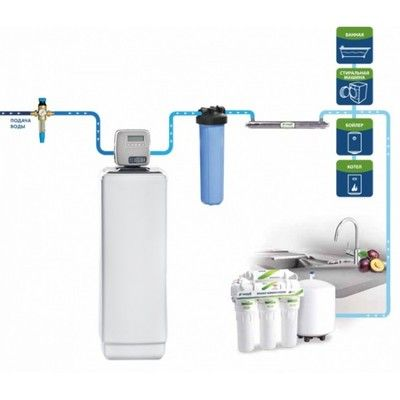 Готовое решение для очистки воды Ecosoft Ecocomfort ZMO 2 цены