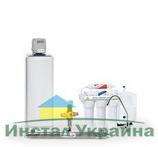 Готовое решение для очистки воды Ecosoft Ecosmart 3