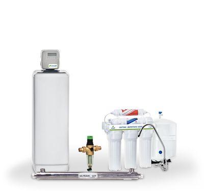 Готовое решение для очистки воды Ecosoft Ecosmart 3 цены