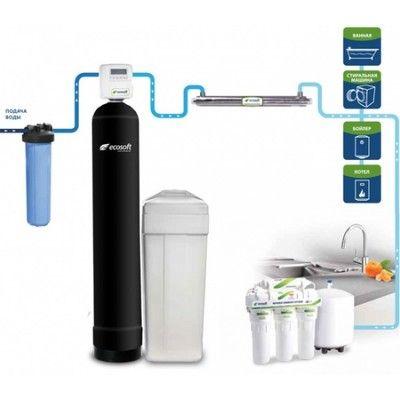 Готовое решение для очистки воды Ecosoft Ecosmart ZM 4 цены
