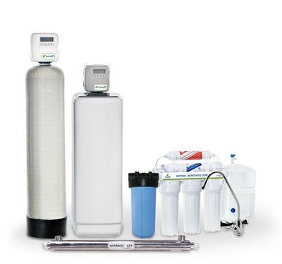 Готовое решение для очистки воды Ecosoft Ecosmart ZMS 1 цены
