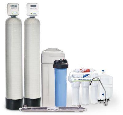 Готовое решение для очистки воды Ecosoft Ecosmart ZMS 2 цены