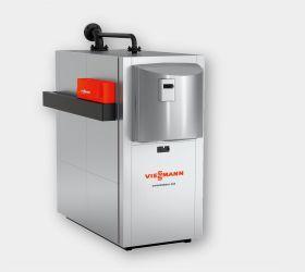 Газовый котел Viessmann Vitocrossal 300 187 кВт с Vitotronic 100 (без горелки компактный) цена