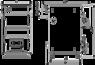 Твердотопливный котел Marten Base MB-12