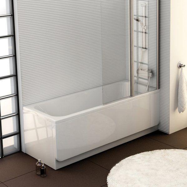 Акриловая ванна Ravak CHROME 170x75 белая