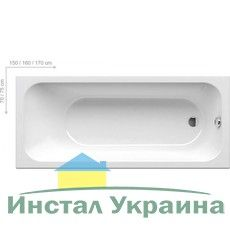 Акриловая ванна Ravak CHROME 150x70 белая