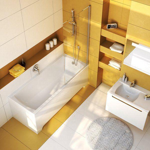 Акриловая ванна Ravak CLASSIC 170x70 N